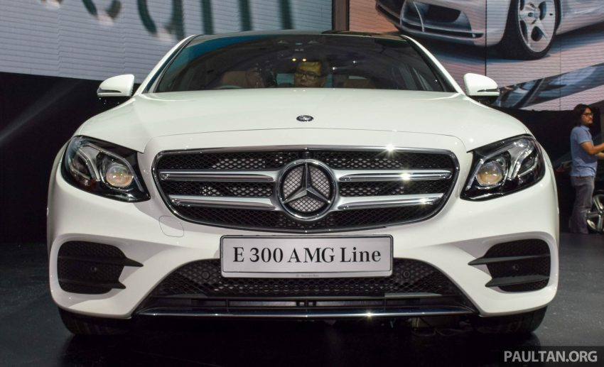 W213 Mercedes-Benz E-Class introduced in Malaysia – E200, E250, E300, four variants, priced from RM396k Image #505790