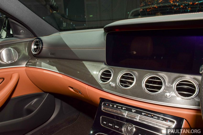 W213 Mercedes-Benz E-Class introduced in Malaysia – E200, E250, E300, four variants, priced from RM396k Image #505820