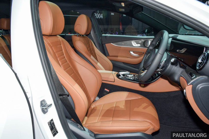 W213 Mercedes-Benz E-Class introduced in Malaysia – E200, E250, E300, four variants, priced from RM396k Image #505831