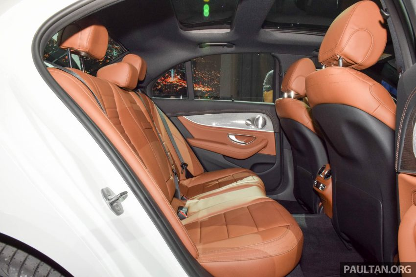 W213 Mercedes-Benz E-Class introduced in Malaysia – E200, E250, E300, four variants, priced from RM396k Image #505832