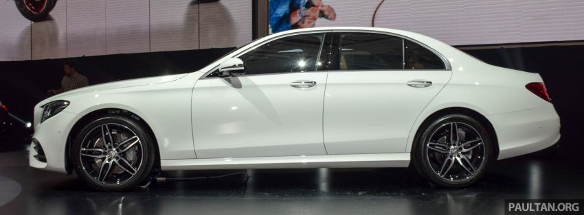 W213 Mercedes-Benz E-Class introduced in Malaysia – E200, E250, E300, four variants, priced from RM396k Image #505792
