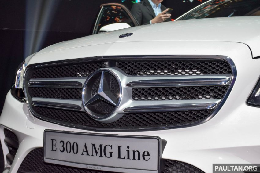W213 Mercedes-Benz E-Class introduced in Malaysia – E200, E250, E300, four variants, priced from RM396k Image #505793