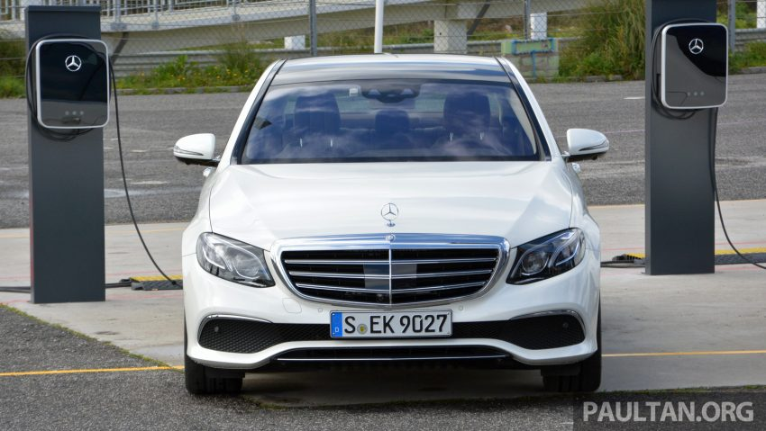 Mercedes-Benz Malaysia plans to bring in E350e plug-in hybrid and new E63, but no diesel variants Image #506429