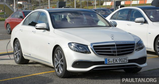 W213 Mercedes-Benz E350e PHEV Lisbon-5