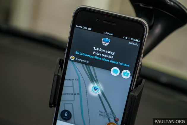 Ford to integrate Waze for iOS into cars with SYNC 3