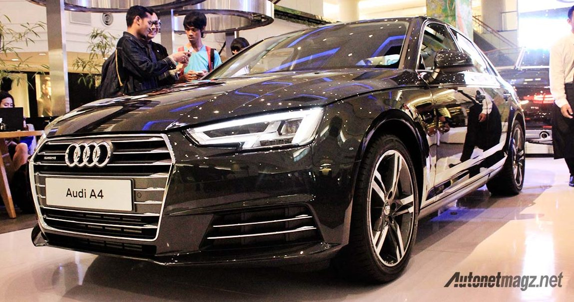 B9 Audi A4 Launched In Indonesia Rm304k Rm369k Paul Tan