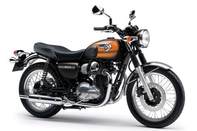 2016 Kawasaki W800 Final Edition - 1
