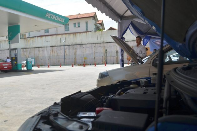 proton safety inspection