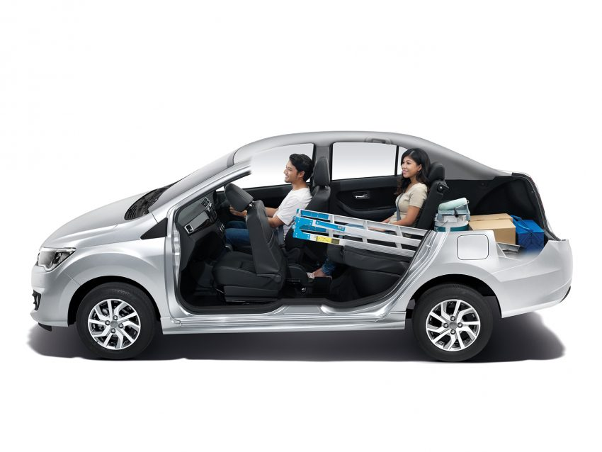 Perodua Bezza officially launched – first ever sedan, 1.0 VVT-i and 1.3 Dual VVT-i, RM37k to RM51k EEV Image #523233