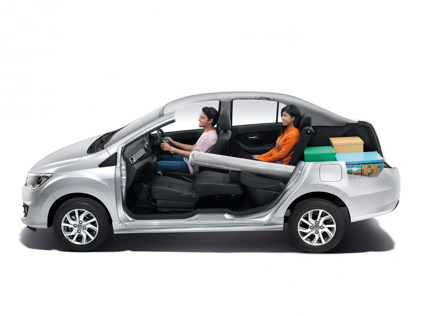 Perodua Bezza officially launched – first ever sedan, 1.0 VVT-i and 1.3 Dual VVT-i, RM37k to RM51k EEV Image #523234