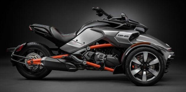 2017 Can Am Spyder F3sc