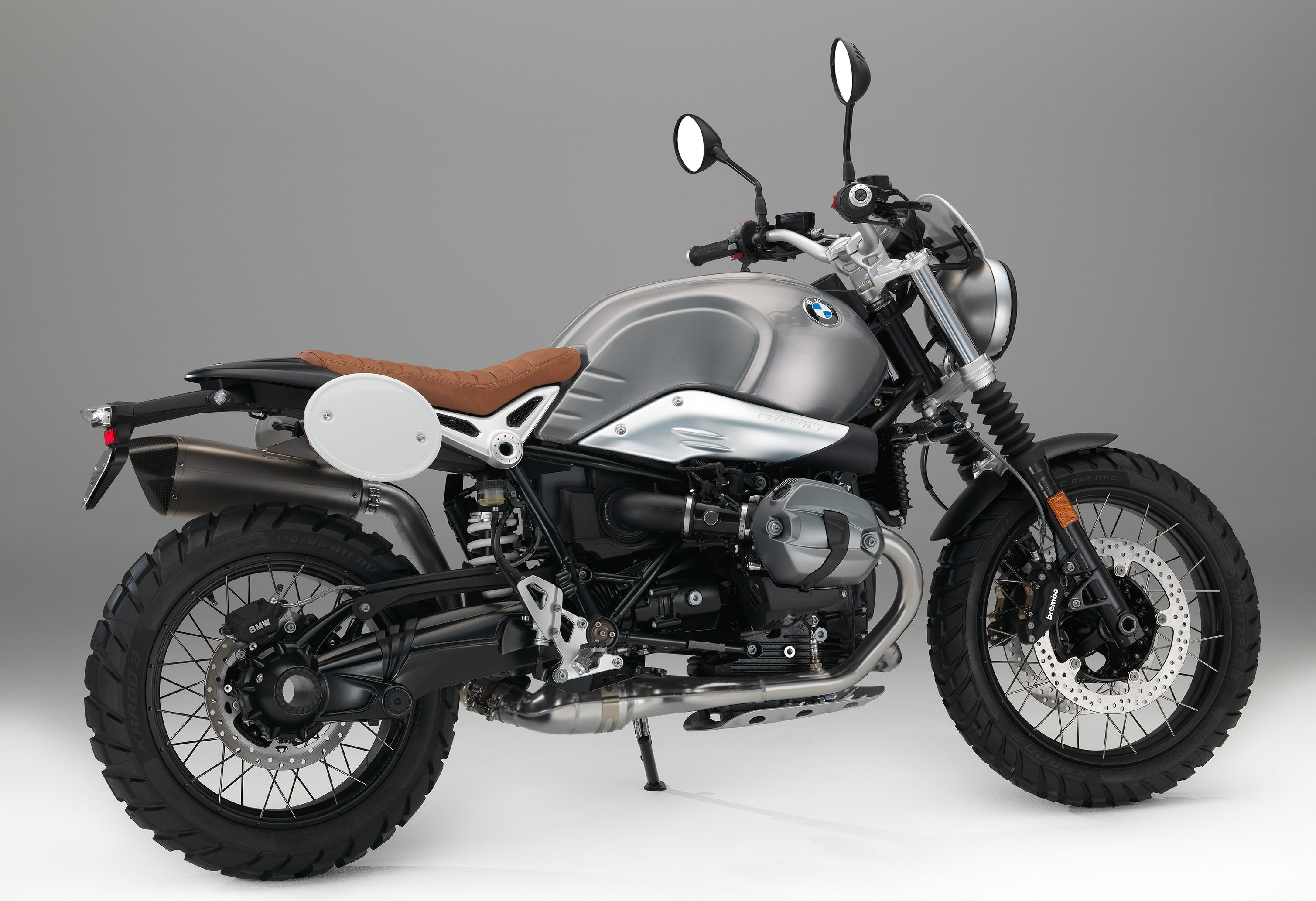 2017 Bmw Motorrad R Ninet Scrambler German Price Announced Rm57