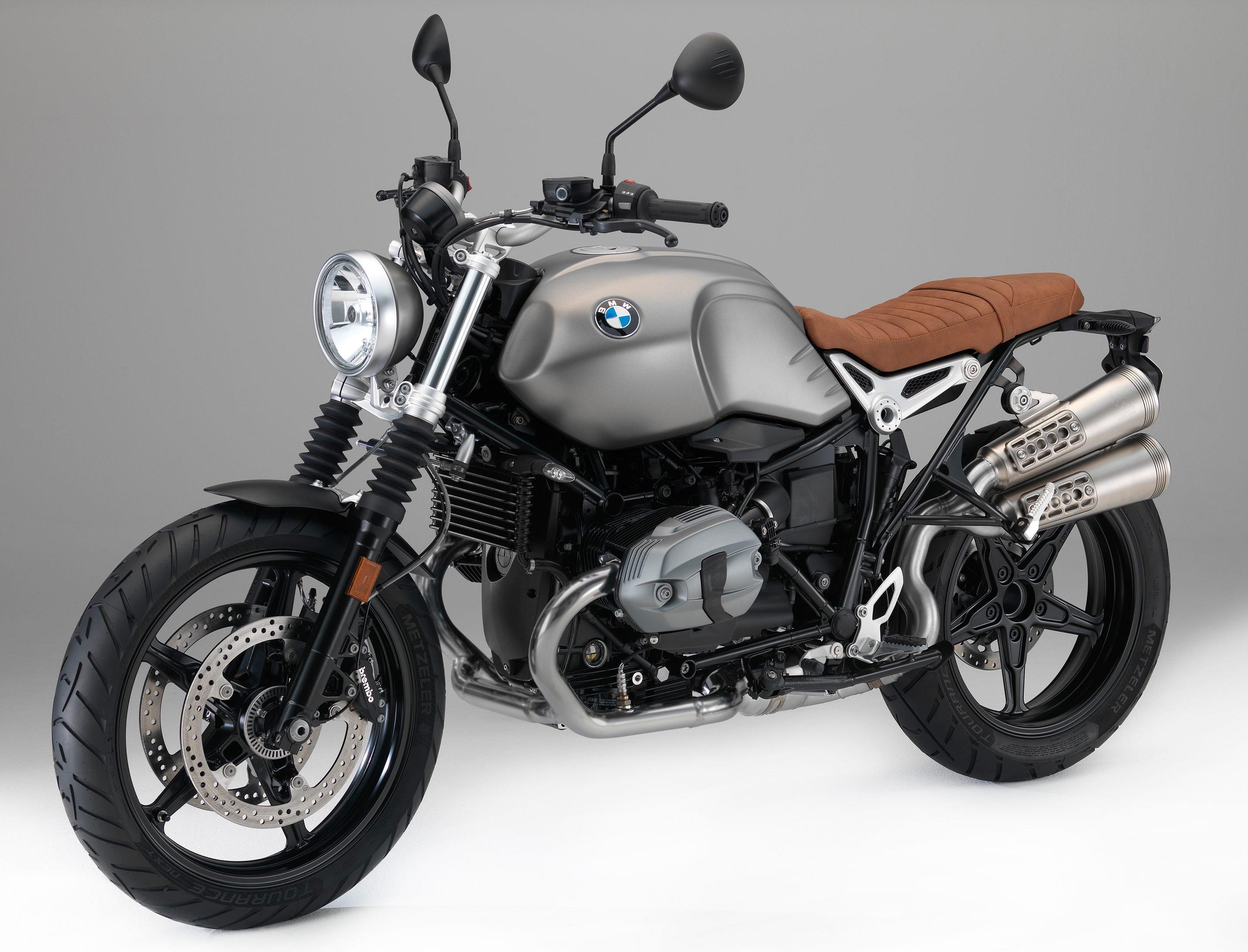 2017 BMW Motorrad R nineT Scrambler German price announced ...