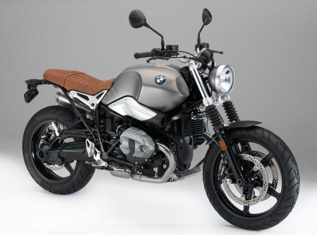 2016 BMW Motorrad RnineT Scrambler (9)