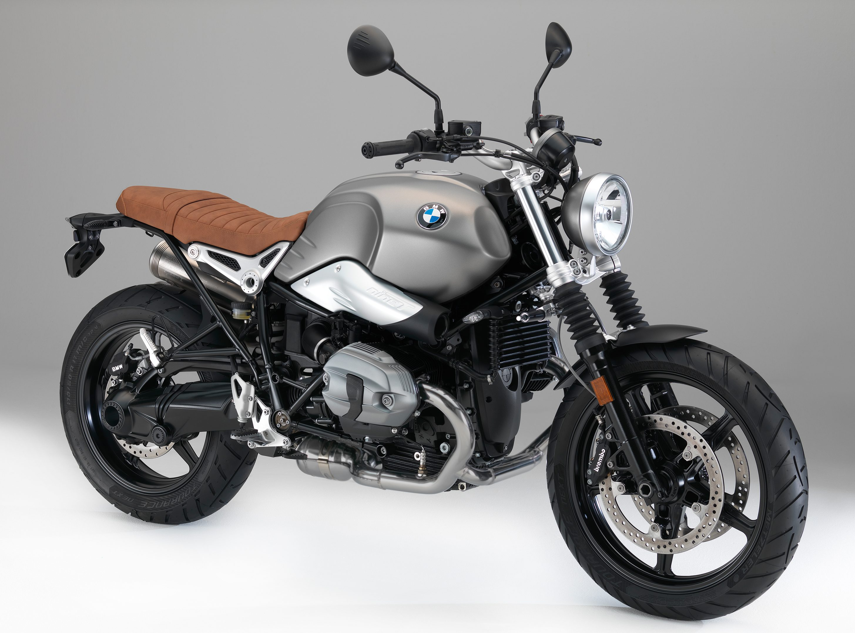 2017 BMW Motorrad R nineT Scrambler German price announced ...