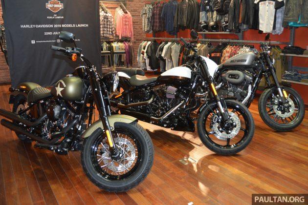 2016 Harley-Davidson launch -4