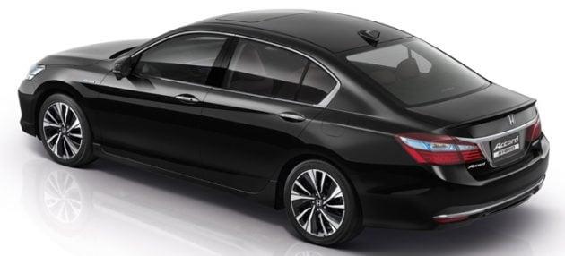 2016 Honda Accord Hybrid Thailand launch 2