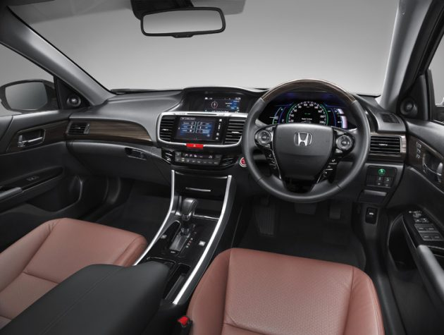 2016 Honda Accord Hybrid Thailand launch 3