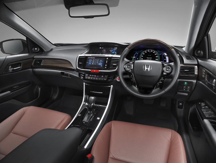 2016 Honda Accord Hybrid Officially Launched In Thailand Sensing Safety Suite From Rm193k