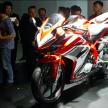 2016 Honda CBR250RR - 19