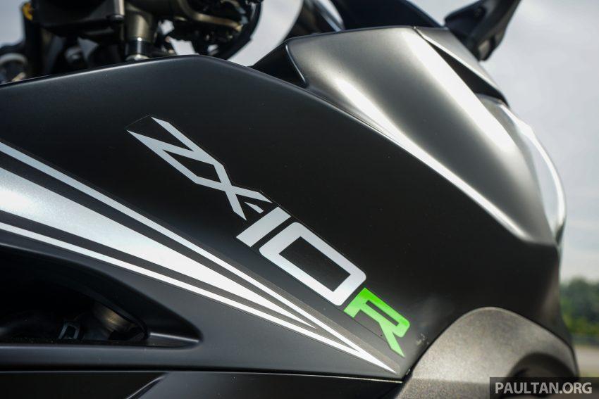 REVIEW: 2016 Kawasaki Ninja ZX-10R – road or race? Image #521893