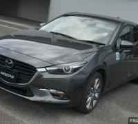 2016 Mazda 3 FL 1