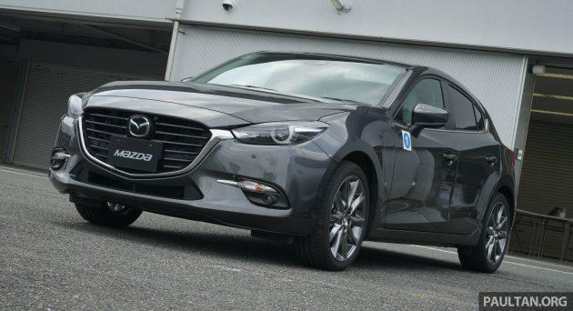 2016 Mazda 3 FL 2