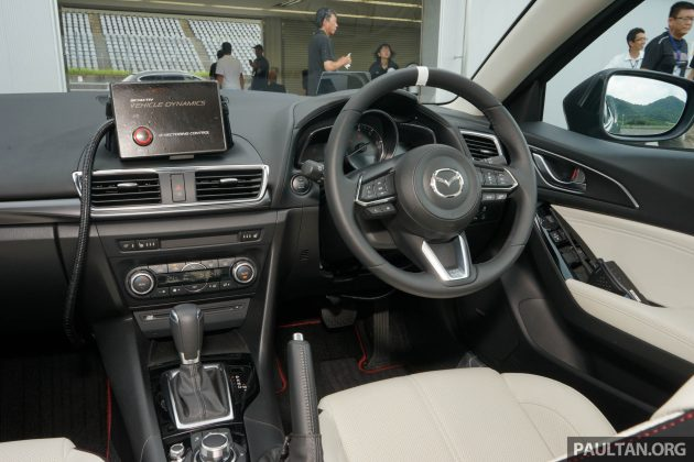 2016 Mazda 3 FL 26