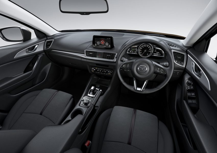 2016 Mazda 3 facelift officially revealed – new looks, updated powertrain line-up, additional tech features Image #518423