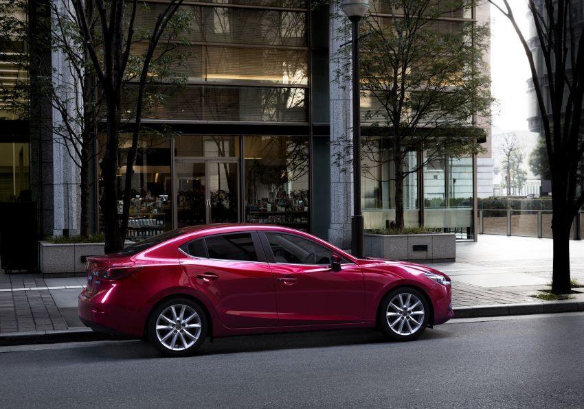 Mazda 3 wajah baharu diperkenalkan secara rasmi Image #518662