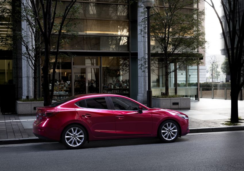 2016 Mazda 3 facelift officially revealed – new looks, updated powertrain line-up, additional tech features Image #518426