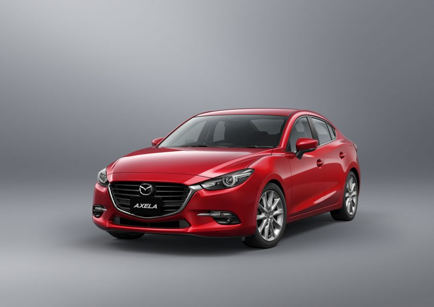 2016 Mazda 3 facelift officially revealed – new looks, updated powertrain line-up, additional tech features Image #518427