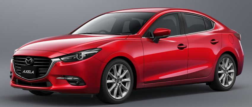 2016 Mazda 3 facelift officially revealed – new looks, updated powertrain line-up, additional tech features Image #518428