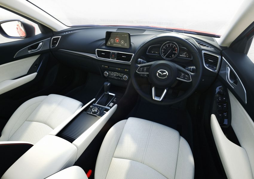 2016 Mazda 3 facelift officially revealed – new looks, updated powertrain line-up, additional tech features Image #518410