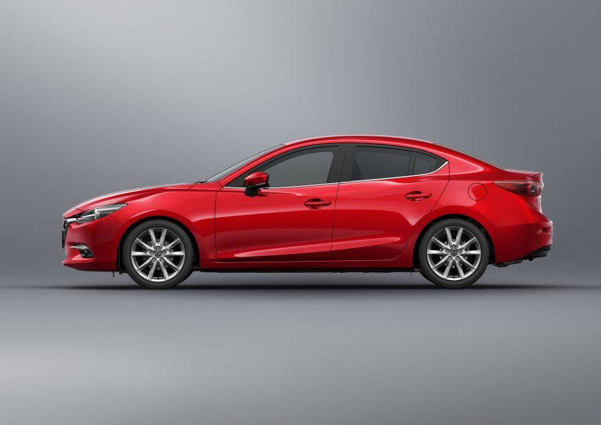 2016 Mazda 3 facelift officially revealed – new looks, updated powertrain line-up, additional tech features Image #518429