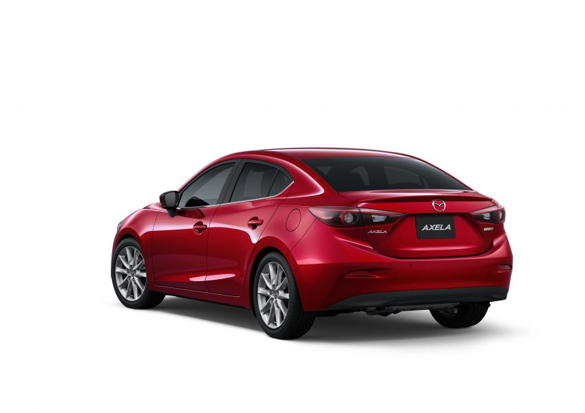 2016 Mazda 3 facelift officially revealed – new looks, updated powertrain line-up, additional tech features Image #518431