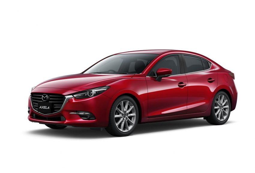 2016 Mazda 3 facelift officially revealed – new looks, updated powertrain line-up, additional tech features Image #518433