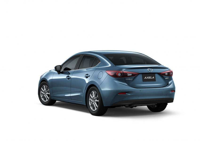 2016 Mazda 3 facelift officially revealed – new looks, updated powertrain line-up, additional tech features Image #518438