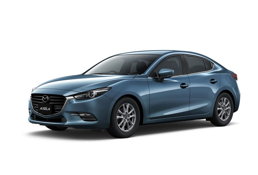 2016 Mazda 3 facelift officially revealed – new looks, updated powertrain line-up, additional tech features Image #518439