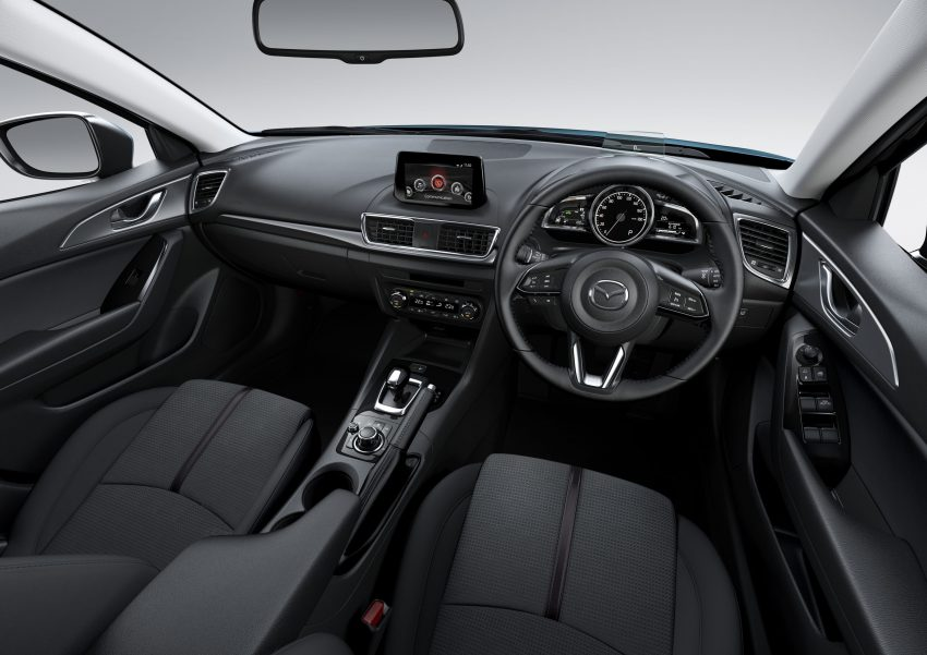 2016 Mazda 3 facelift officially revealed – new looks, updated powertrain line-up, additional tech features Image #518440