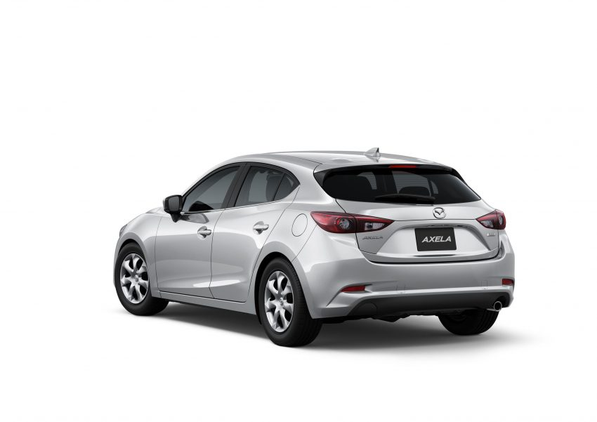 2016 Mazda 3 facelift officially revealed – new looks, updated powertrain line-up, additional tech features Image #518443