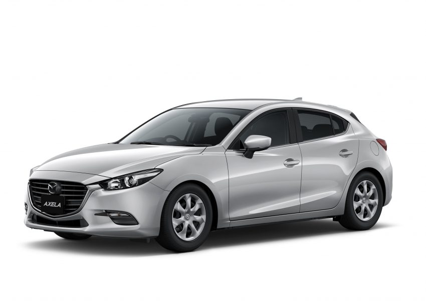 2016 Mazda 3 facelift officially revealed – new looks, updated powertrain line-up, additional tech features Image #518444