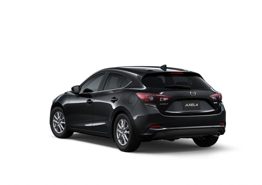 2016 Mazda 3 facelift officially revealed – new looks, updated powertrain line-up, additional tech features Image #518447