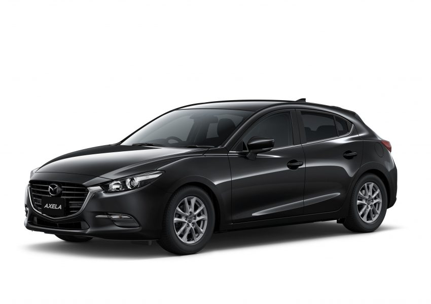 2016 Mazda 3 facelift officially revealed – new looks, updated powertrain line-up, additional tech features Image #518448