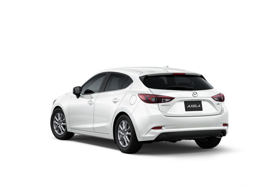 2016 Mazda 3 facelift officially revealed – new looks, updated powertrain line-up, additional tech features Image #518452