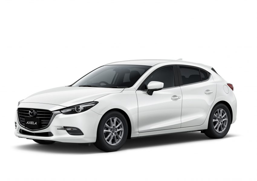 2016 Mazda 3 facelift officially revealed – new looks, updated powertrain line-up, additional tech features Image #518453