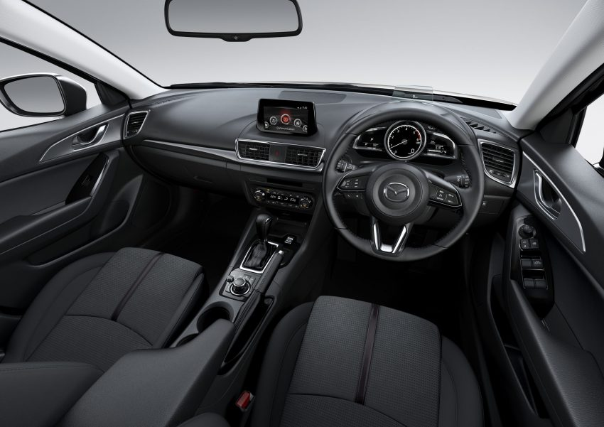 2016 Mazda 3 facelift officially revealed – new looks, updated powertrain line-up, additional tech features Image #518454