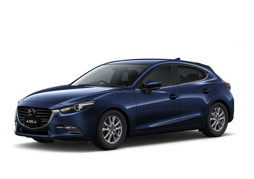 2016 Mazda 3 facelift officially revealed – new looks, updated powertrain line-up, additional tech features Image #518457