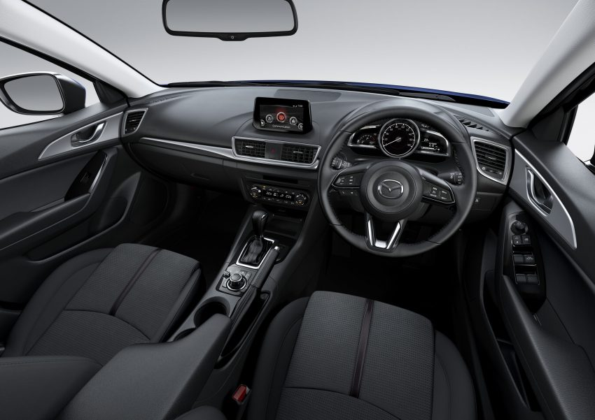 2016 Mazda 3 facelift officially revealed – new looks, updated powertrain line-up, additional tech features Image #518459