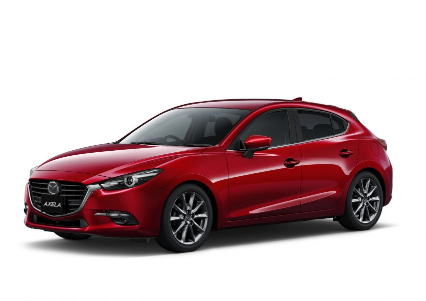 2016 Mazda 3 facelift officially revealed – new looks, updated powertrain line-up, additional tech features Image #518461